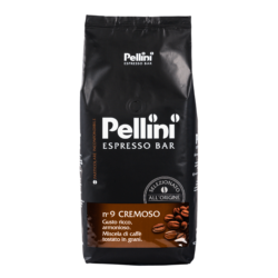 Coffee beans - Pellini Espresso Bar in grains N. 9 Cremoso