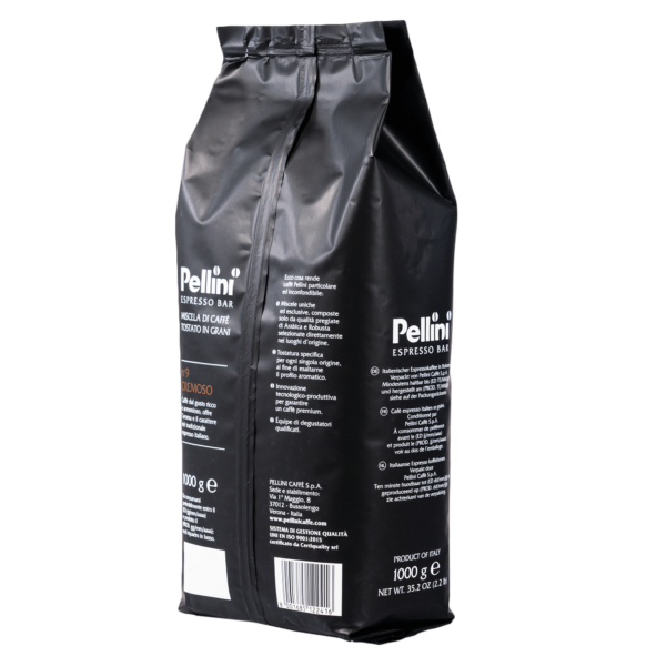 Coffee beans - Pellini Espresso Bar in grains N. 9 Cremoso - 2