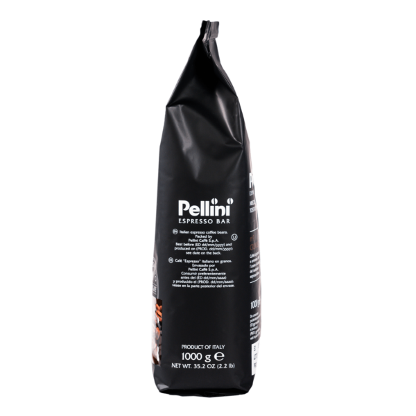 Coffee beans - Pellini Espresso Bar in grains N. 9 Cremoso - 3